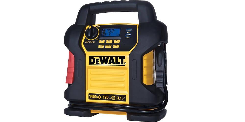 DEWALT DXAEJ14 —  the best device to eliminate breakdowns