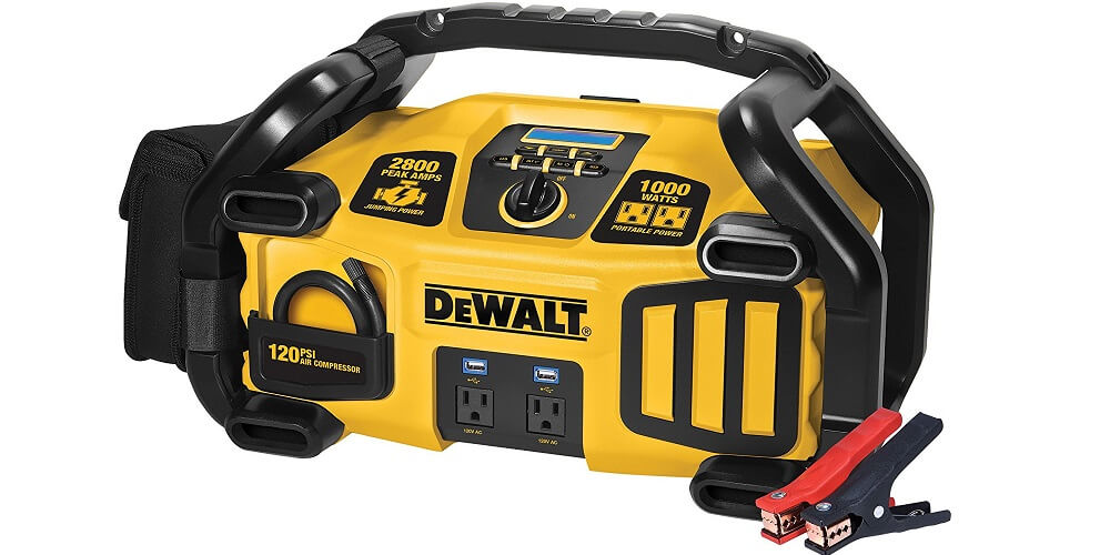 DEWALT DXAEPS2 is the best high capacity device