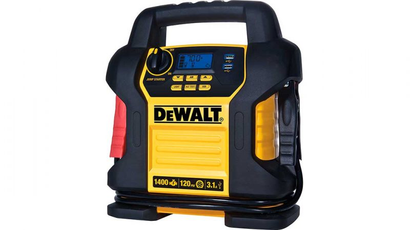 DeWalt DXAEJ14 Digital Air Compressor