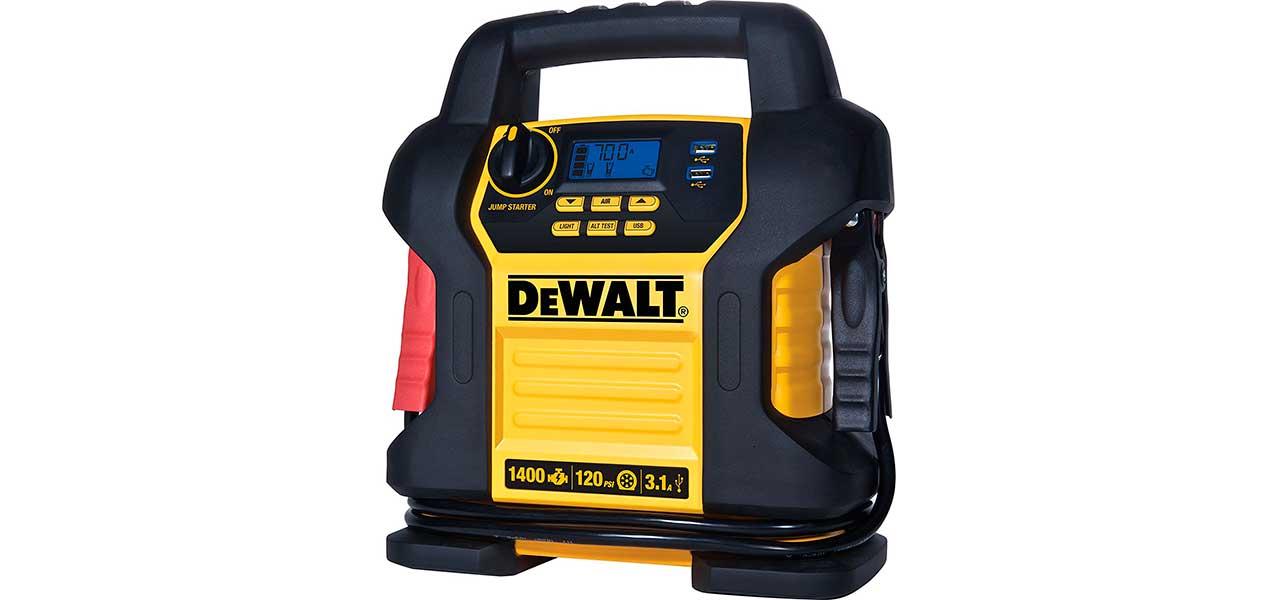 DeWalt DXAEJ14 Digital Air Compressor