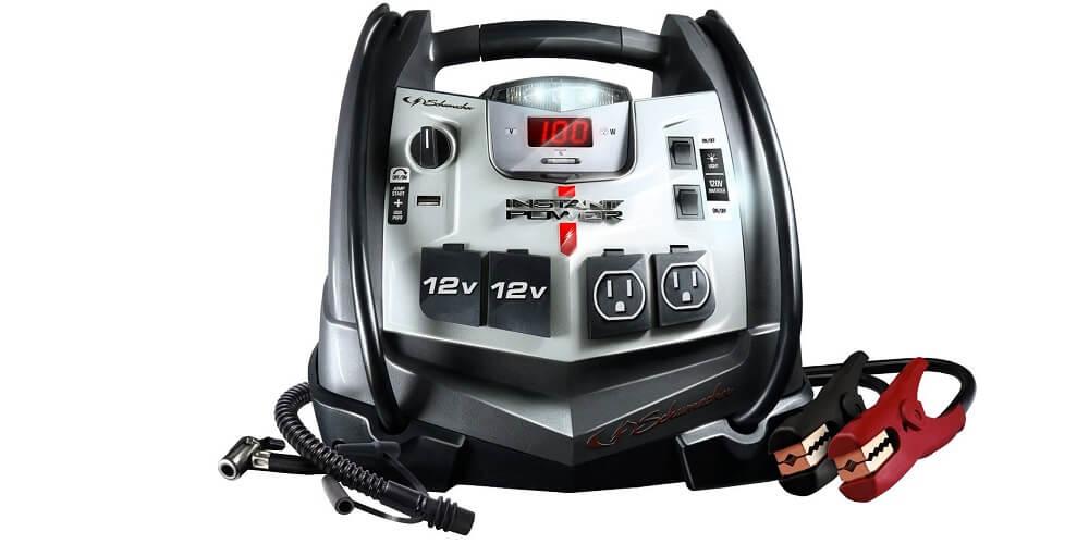 Schumacher XP2260 — the best technical solution to the set goals