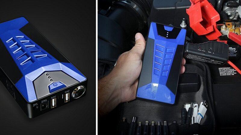 Brightech – Scorpion Portable Car Battery Jump Starter Review