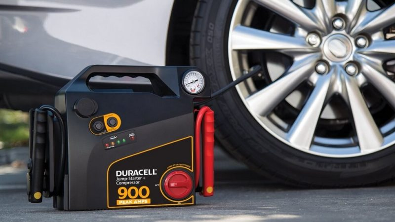 Duracell Portable Emergency Jumpstarter