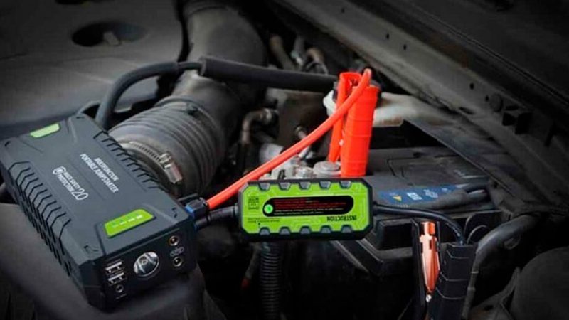 Dr.Auto T242 Portable Car Diesel Jump Starter Review