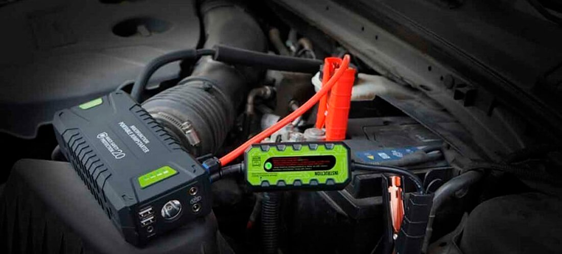 Dr.Auto T242 Portable Car Diesel Jump Starter Review
