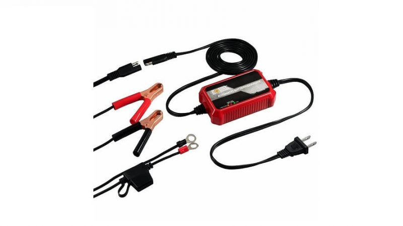 Foval Automatic Trickle Battery Charger 12V 1000mA