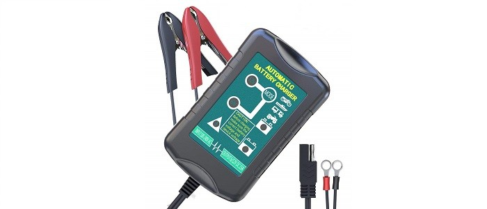 LST Trickle Battery Charger