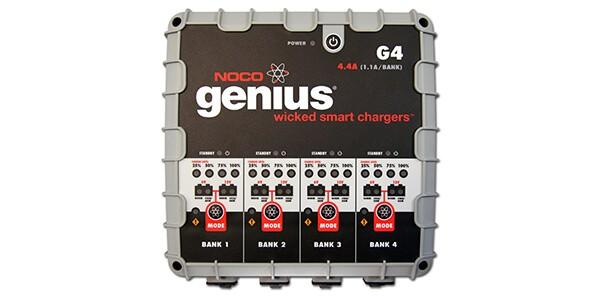 NOCO Genius G4 6V 12V 4.4 Amp