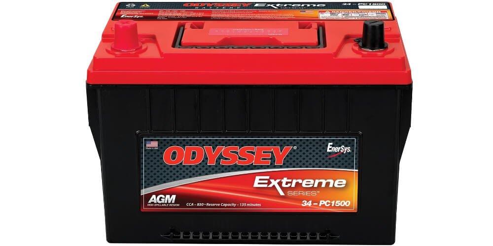 Odyssey 34-PC1500T