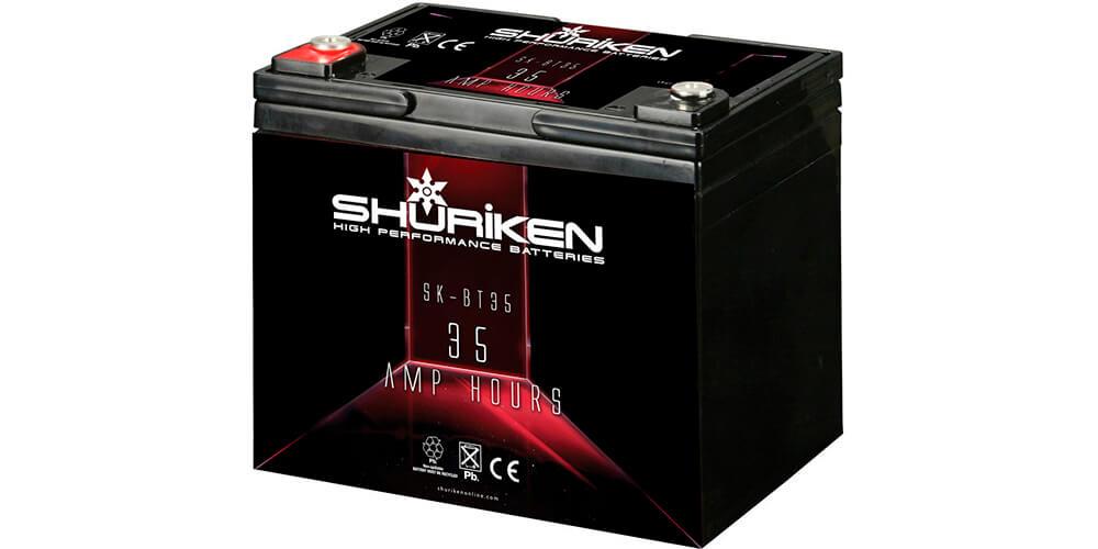 Shuriken SK-BT35