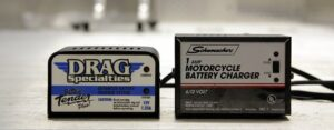 How Long to Trickle Charge a Motorcycle Battery