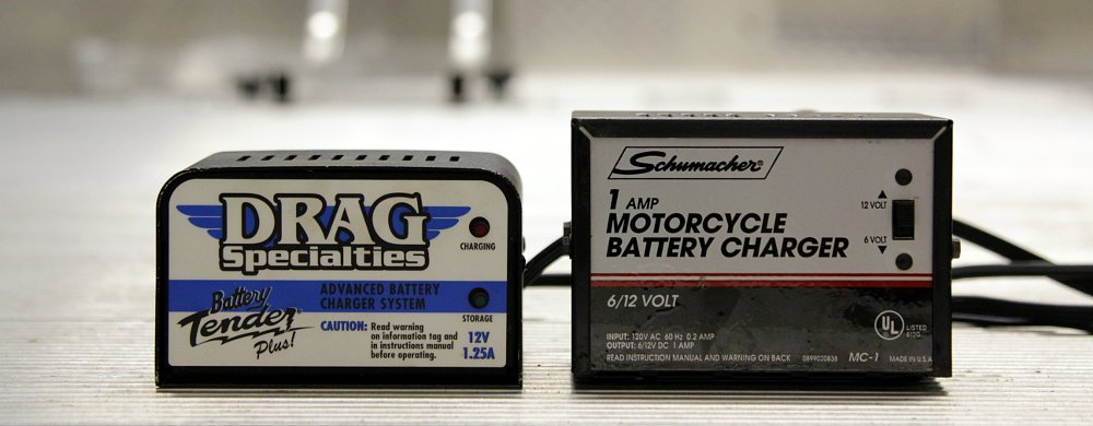 How Long to Trickle Charge a Motorcycle Battery?
