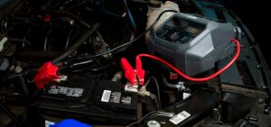 Charge A Battery With A Jump Starter