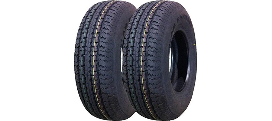 2 New Premium Grand Ride Trailer Tires ST235/85R16