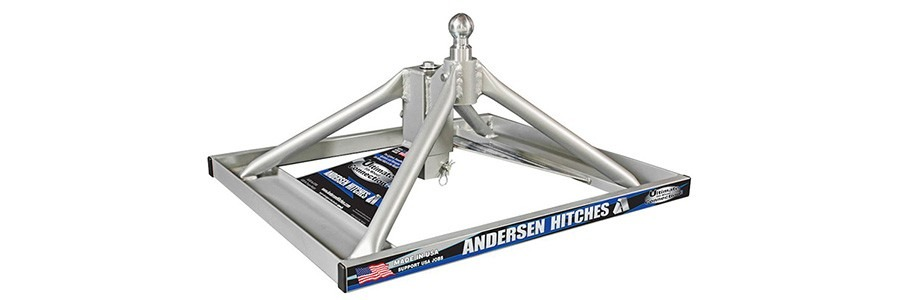 Andersen 3220 – Aluminum Ultimate 5th Wheel Connection