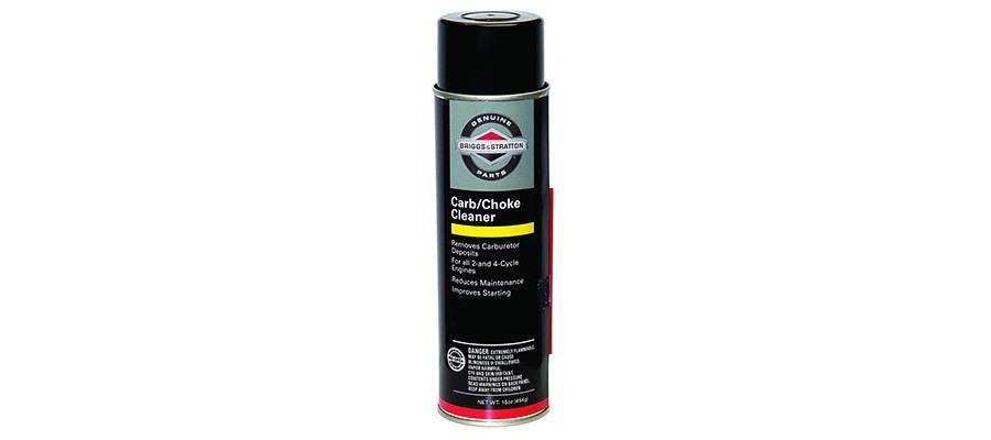 Briggs & Stratton 100042 Carburetor or Choke Cleaner