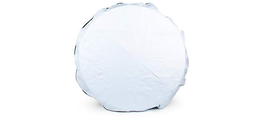 Camco Vinyl Weatherproof Wheel Cover