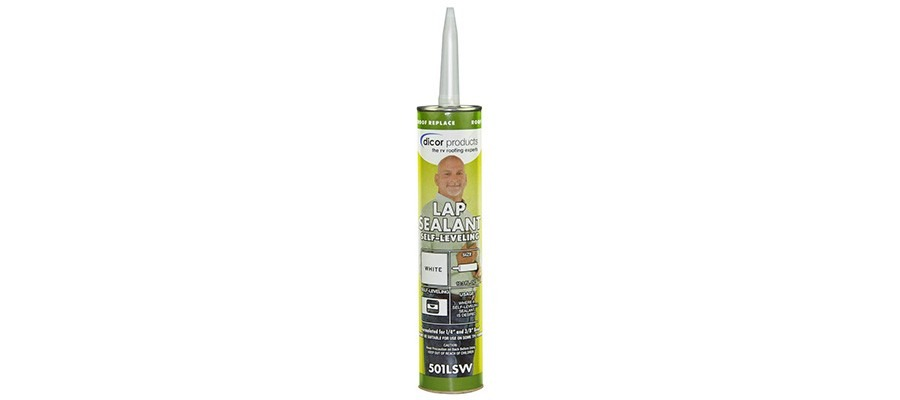 Dicor 501LSW-1 Epdm Self-Leveling Lap Sealant