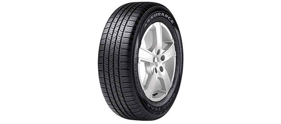 Goodyear Assurance All-Season Radial Tire – 205/70R15 96T