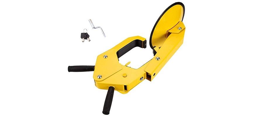 Homdox Heavy-Duty Wheel Lock