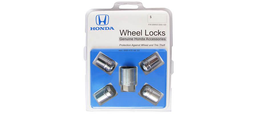 Honda 08W42-SNA-100 Wheel Locks
