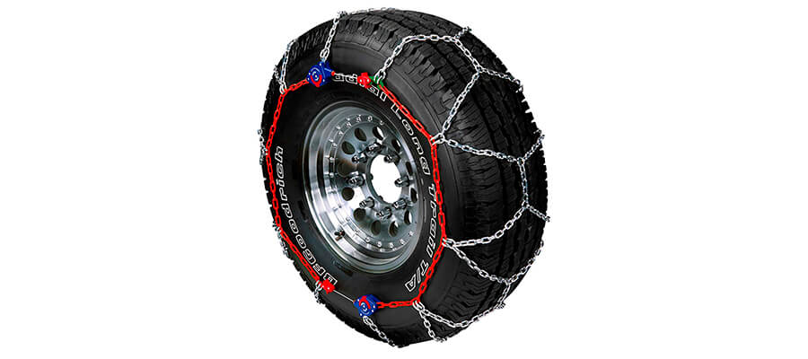 Peerless 0232805 Truck/SUV Tire Chain – Set of 2