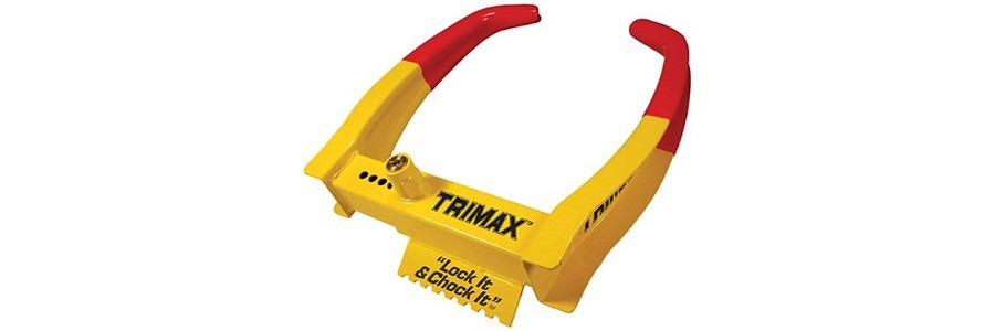 Trimax TCL65 Deluxe Universal Wheel Chock