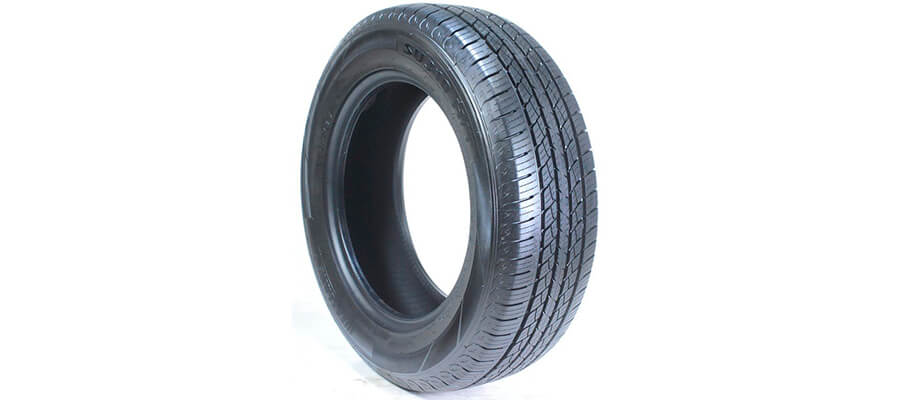 Westlake SU318 All-Season Radial Tire – 225/65R17 102T