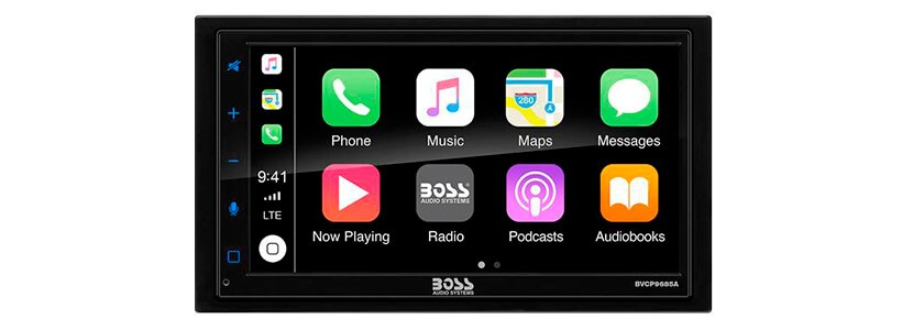 BOSS Audio BVCP9685A Android Auto Car Multimedia Player
