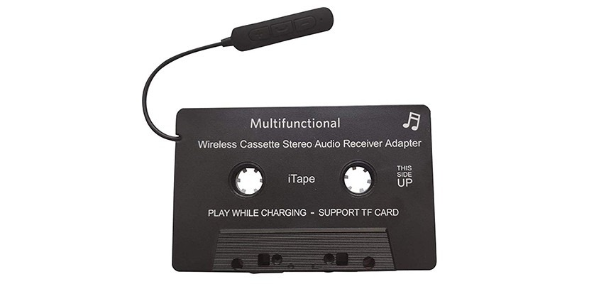 HEIBAIGE iTape Cassette Adapter