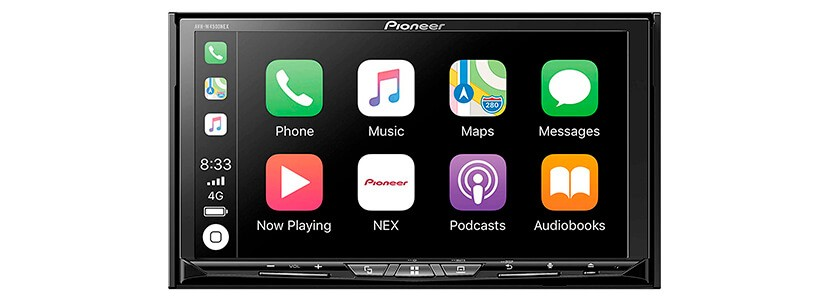 Pioneer AVH-W4500NEX Double DIN Wireless Car Stereo Receiver