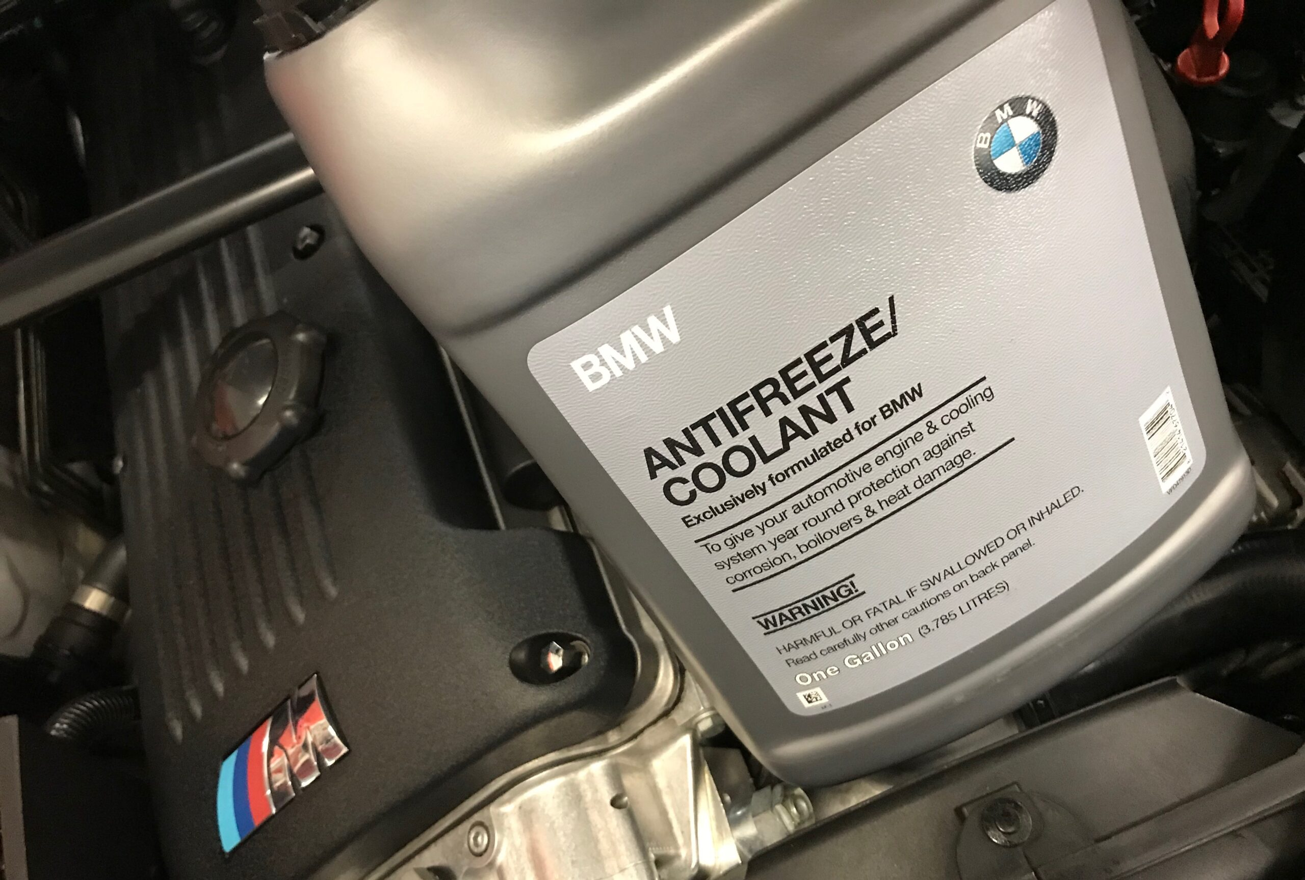 Top 3 BMW Coolants