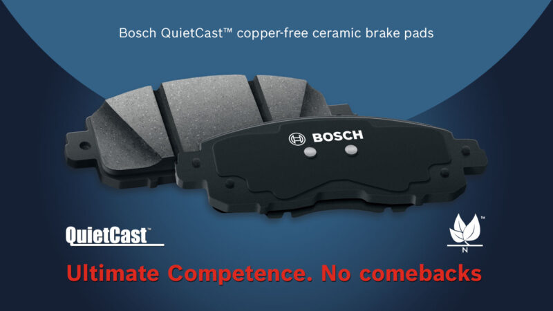 Top 5 Bosch Brake Pads