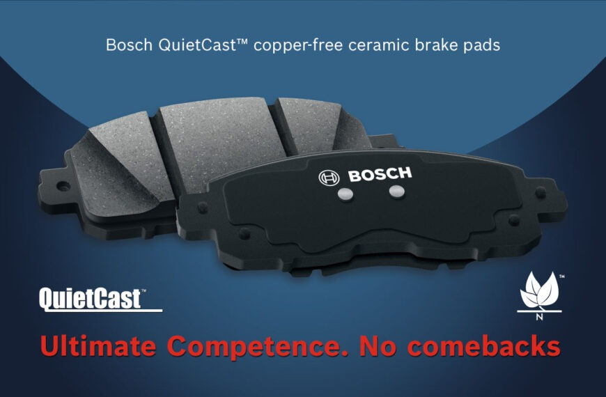 Top 5 Bosch Brake Pads