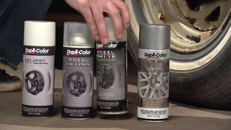 Top 5 Dupli-Color Wheel Paints