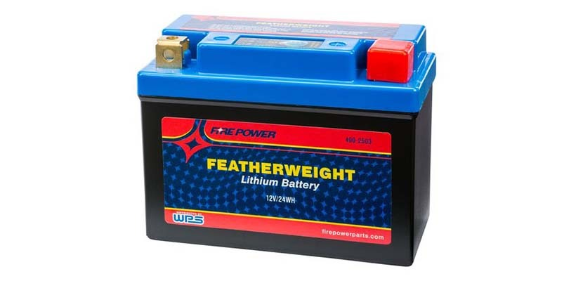 FirePower HJTZ5S-FP-IL Featherweight Lithium Battery