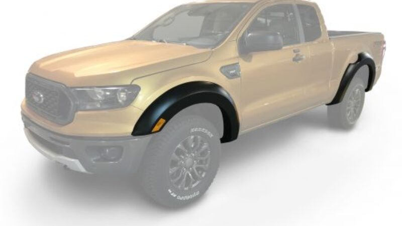 Top 5 Ford Ranger Fender Flares