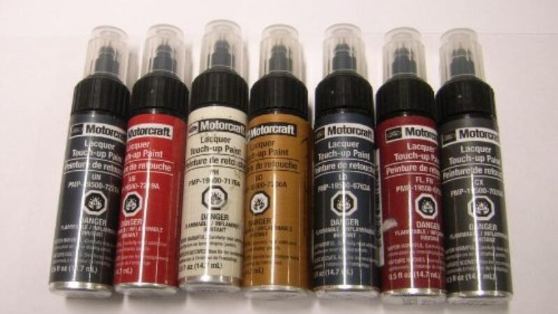 Top 4 Ford Touch Up Paints