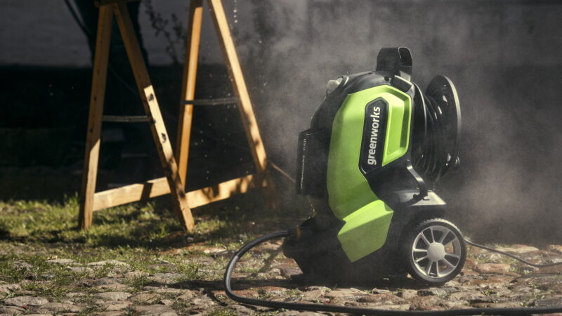 Top 5 Greenworks Pressure Washers