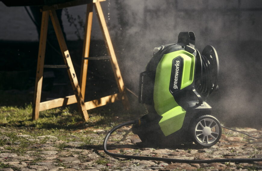 Top 5 Greenworks Pressure Washers