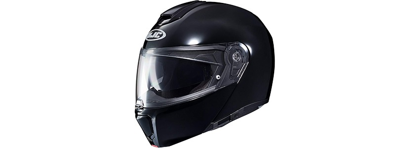 HJC Solid Men's RPHA 90 Modular Street Motorcycle Helmet
