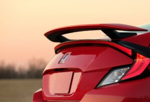 Honda Civic Spoiler