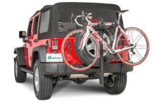 Jeep Wrangler Bike Rack