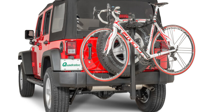 Top 5 Jeep Wrangler Bike Racks
