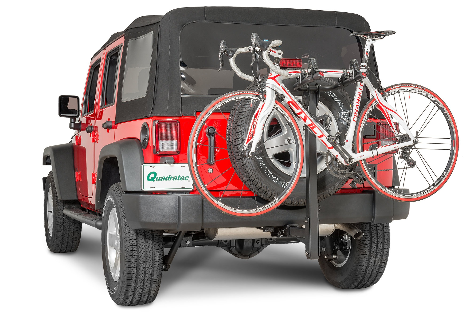Jeep Wrangler Bike Rack >> Top 5 Jeep Wrangler Bike Racks For 2020 Compared Bestfordriver