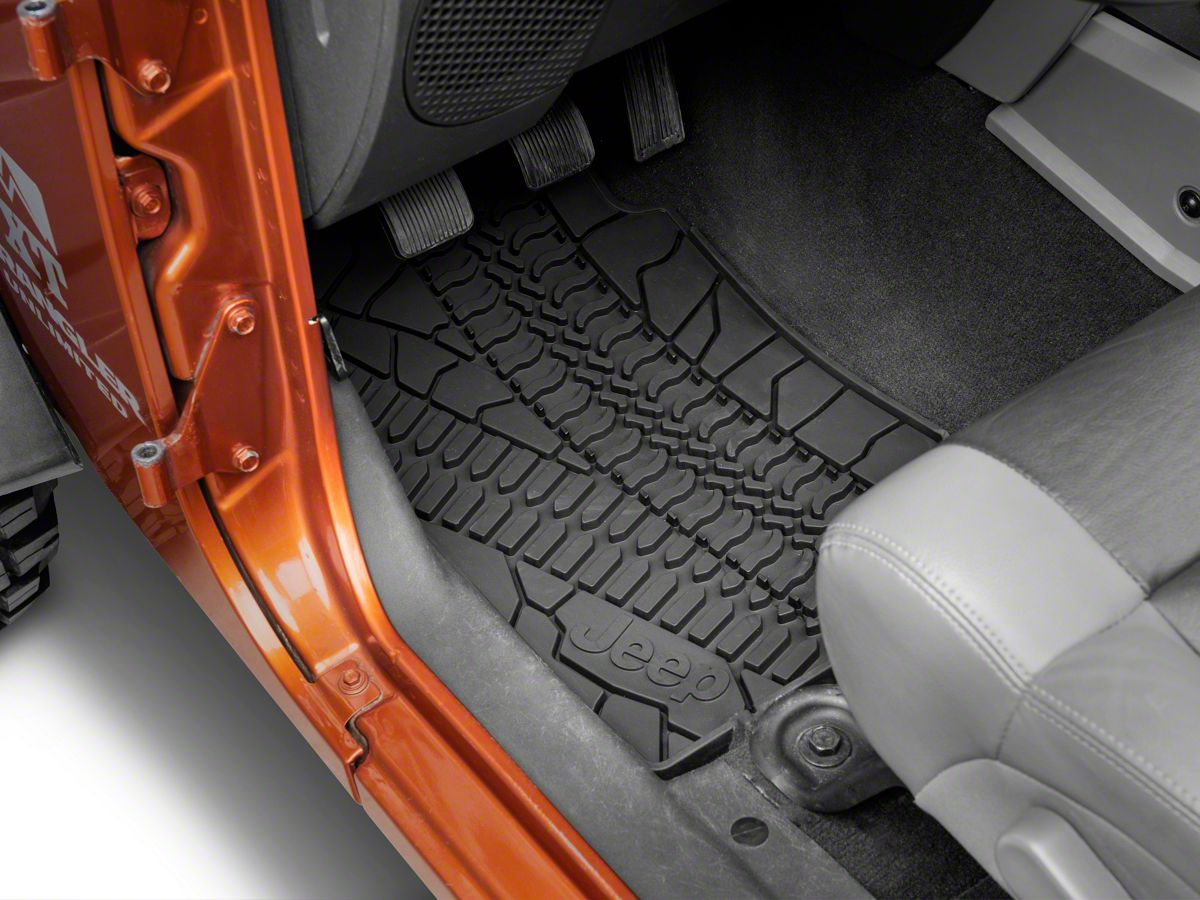 Top 5 Jeep Wrangler Floor Mats