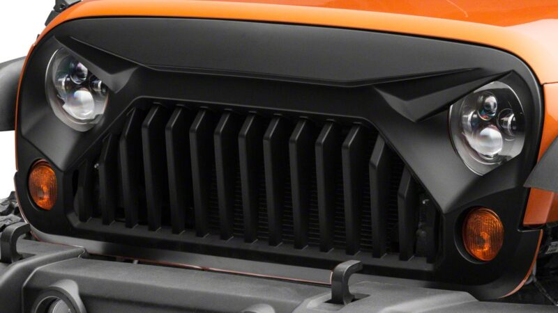 Top 5 Jeep Wrangler Grills