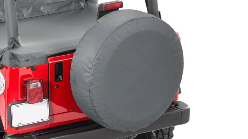 Top 5 Jeep Wrangler Tire Covers