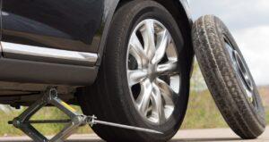 Kia Soul Spare Tire
