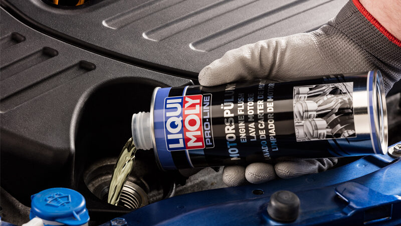 Top 3 Liqui Moly Engine Flushes